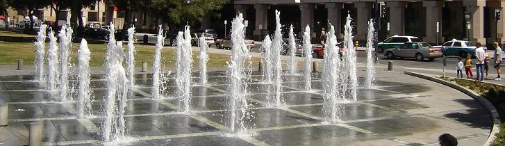 Plaza de César Chávez, San José