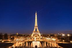 Torre Eiffel, París, Monumentos mas visitados