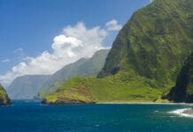 Turismo en Isla Molokai