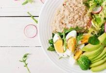 Alimentos más Saciantes que Aportan Pocas Calorías
