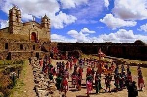 Complejo arqueológico de Vilcashuamán, Ayacucho