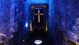 La Catedral de Sal de Zipaquirá - Lugares en Bogotá