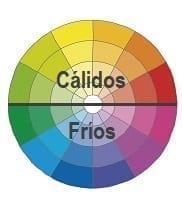 Paleta para combinar colores