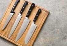 Tipos de Cuchillos y sus Usos en la Cocina