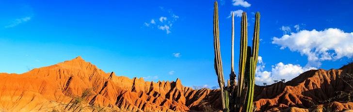 Turismo en el Desierto de la Tatacoa