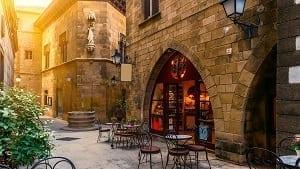 Barrio Gótico, Barcelona
