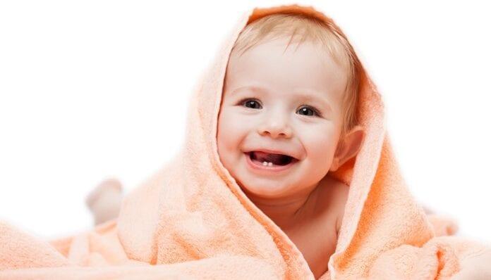 Cuidado Bucal en los Bebés