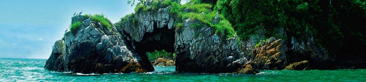 Isla Gorgona, Playas