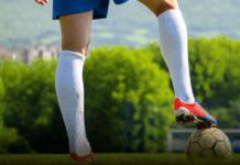 Lesiones en Futbolistas