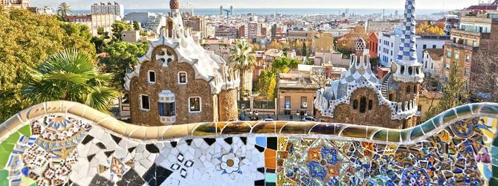 Parque Güell, Lugares para Visitar en Barcelona
