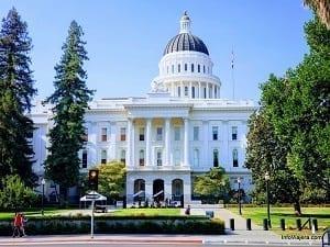 Capitolio en Sacramento