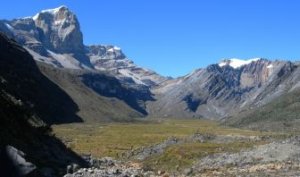 Cordillera Oriental en Colombia