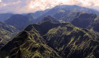 Cordilleras en Colombia