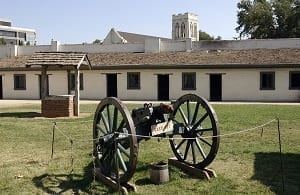 El Fuerte de Sutter, Sacramento