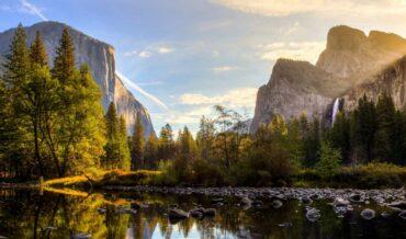 Parques Nacionales en California