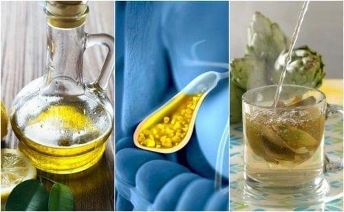 Remedios Caseros para la Vesícula Biliar