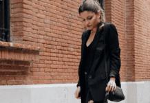 Consejos para Vestirse de Negro y Verse a la Moda