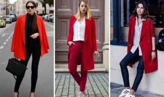 Consejos para Vestirse de Rojo y Verse a la Moda
