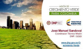 Estructuración de Proyectos Crecimiento Verde