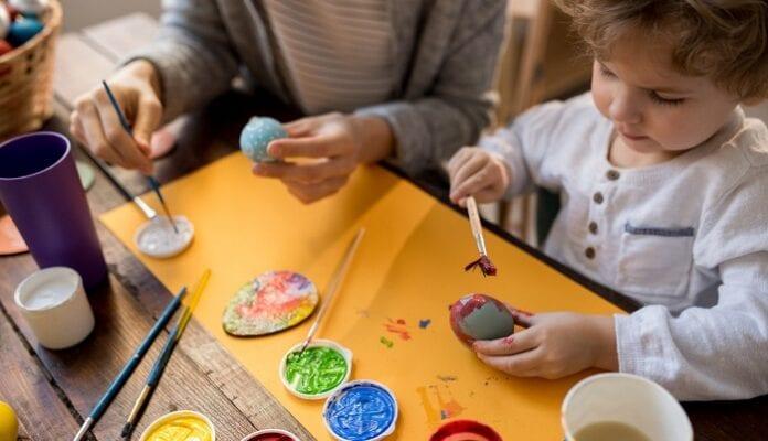Compartir en Casa con los Niños