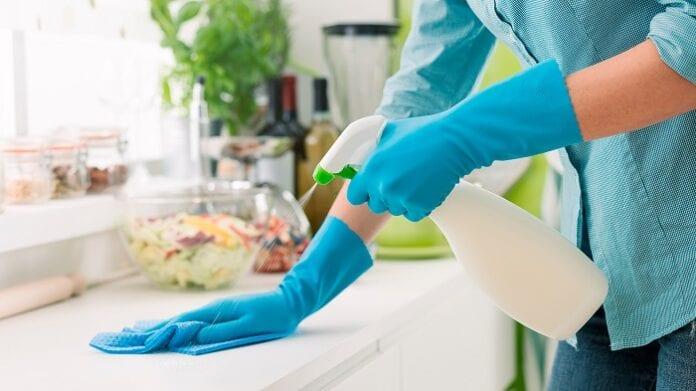 Desinfectar el Hogar