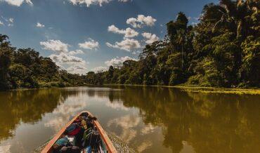 Parques Naturales en el Amazonas