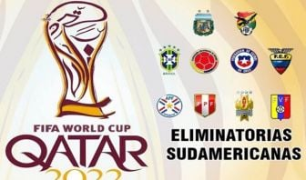 Eliminatorias Suramericanas para Catar 2022