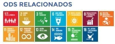Pacto por la sostenibilidad - ODS Relacionados