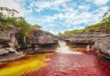 Hidrografía en Colombia