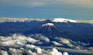 Nevados en Colombia