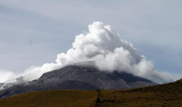 Volcanes en Colombia
