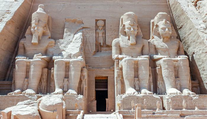 Abu Simbel, destino egipto