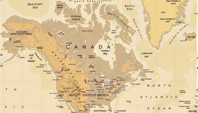 Historia de Norte América