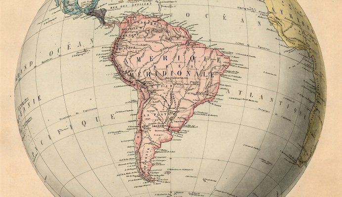 Historia de Sur América