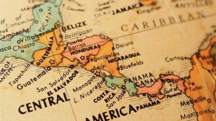 Historia de Centro América