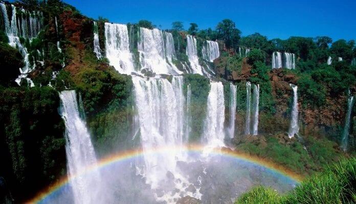 Patrimonio Natural de la Humanidad en Suramérica