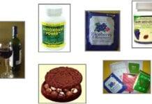 Productos Antioxidantes en el Mercado
