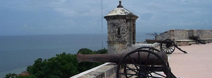 Arquitectura en Campeche