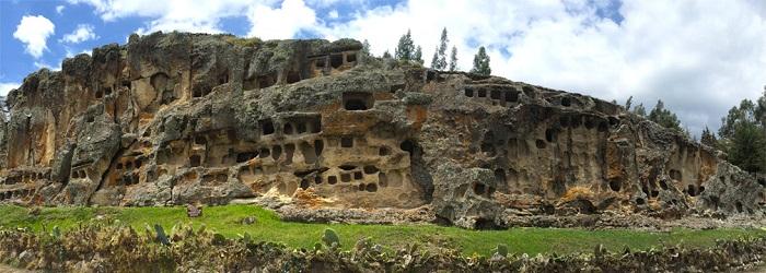 Asentamientos Arqueológicos en Cajamarca