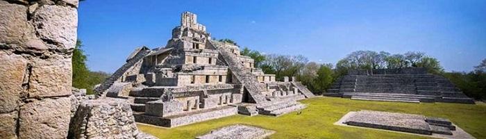 Ciudades Mayas en Campeche