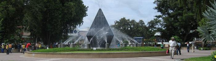 Parque Cervantes en David