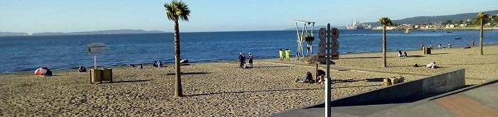 Playa de Penco Chile