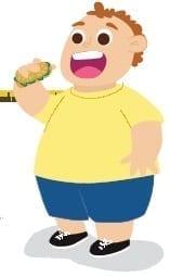 Prevención de obesidad en niños