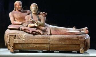 Civilización Etrusca