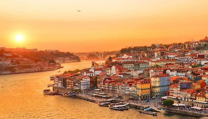 Geografía de Portugal