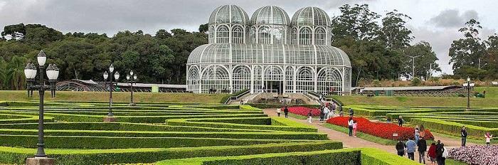 Jardín Botánico de Curitiba