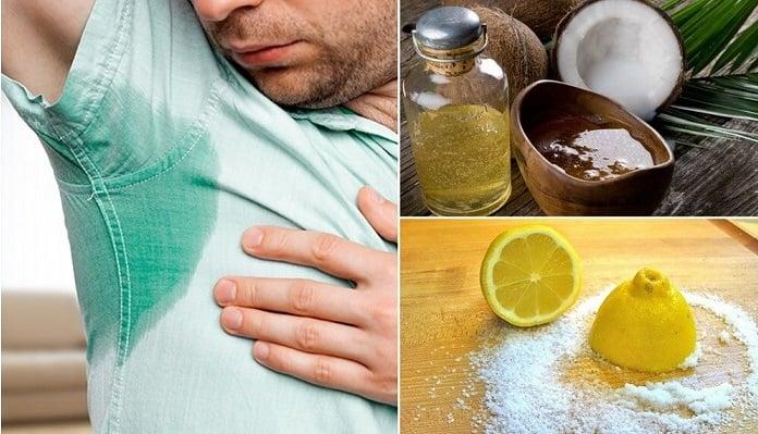 Remedios Caseros para la Sudoracion