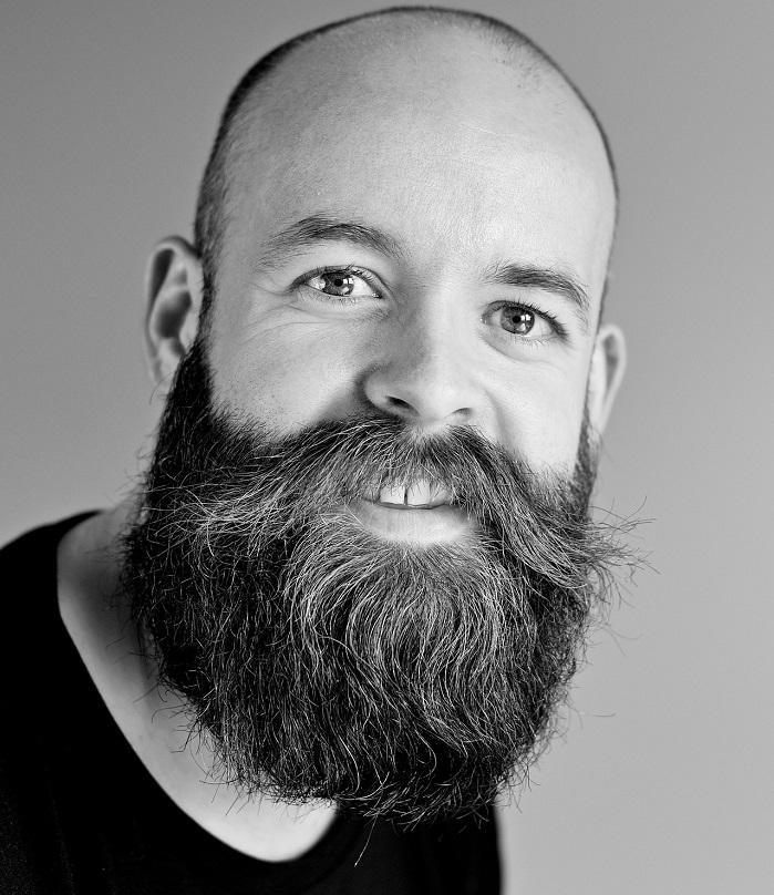 Los hombres con barba