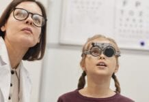 Citas de los Niños con el Optómetra