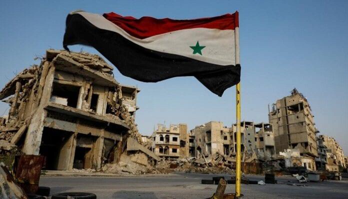 Conflicto de Siria